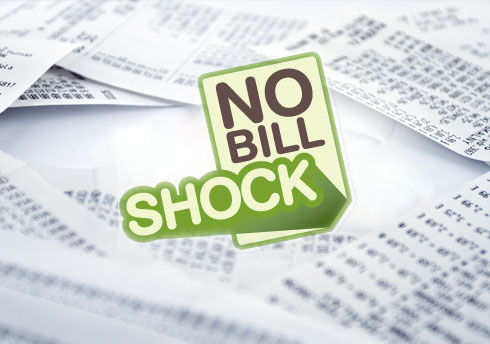 no bill shock